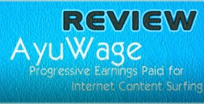 How to make money online and how to get free referrals with Ayuwage