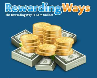 How to make money online and how to get free referrals with Rewarding Ways