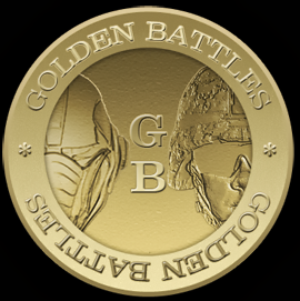 How to make money online and how to get free referrals with Golden Battles