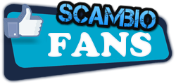 How to make money online and how to get free referrals with Scambio Fans