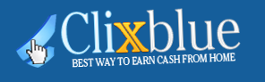 How to make money online and how to get free referrals with Clixblue