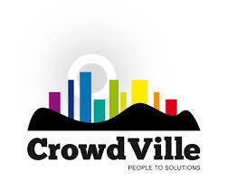 How to make money online and how to get free referrals with CrowdVille