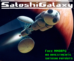 How to make money online and how to get free referrals with SatoshiGalaxy