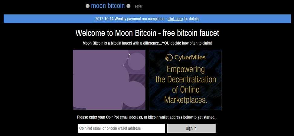 Making money with Moon Bitcoin: full review  What is Moon