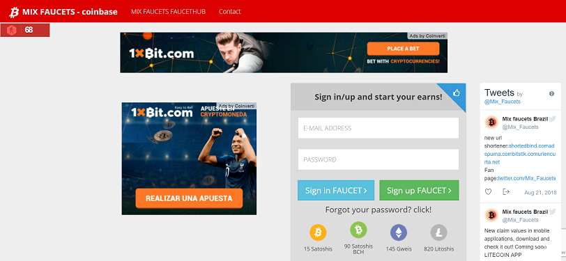 Making Money With Free Bitcoin Faucets Full Review What Is Free -