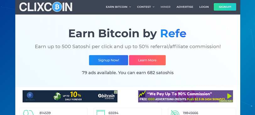 Making Money With Clixcoin Full Review What Is Clixcoin How Does -