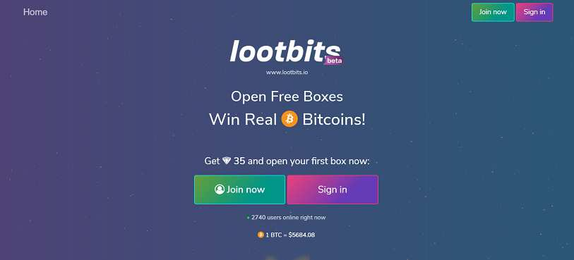 Making money with Lootbits: full review  What is Lootbits