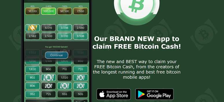 Making Money With Free Bitcoin Cash Full Review What Is Free -