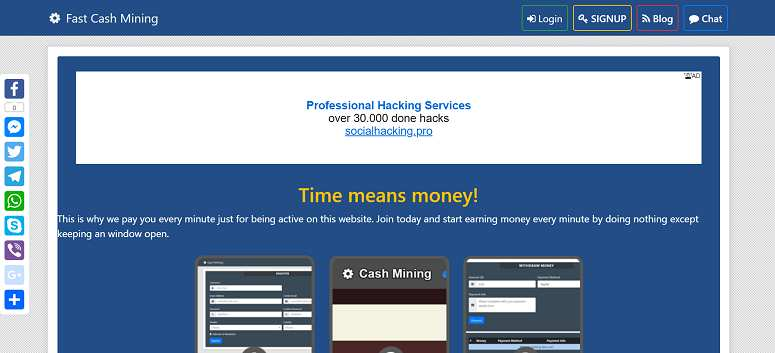 Making money with FAST Cash Mining: full review  What is FAST Cash